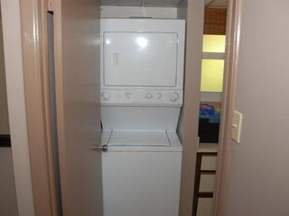 Grand Cayman condo photo - Washer & Dryer