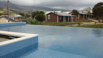 TI CASE ROLAND - Furnished T3 - Sea and mountain views - 5 minutes from the airport