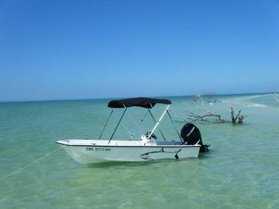 Dunedin condo rental - Free boat! Boat to this exact location!