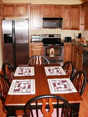 Ellijay cabin photo - Dining/Kitchen