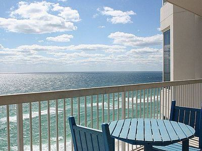 1 Silver Beach Towers East 1604 Balcony View