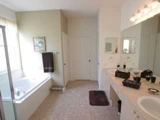 Windsor Palms villa photo - Bathroom to 1st king master
