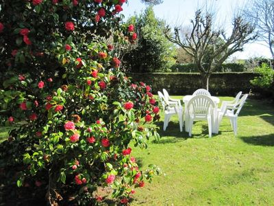 Cheap accommodation Concarneau, 130 square meters, recommended by travellers !