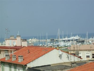 Antibes apartment rental - Marina View