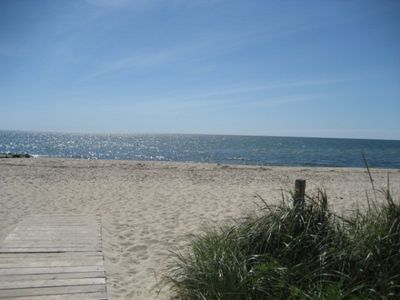 Dennisport house rental - Beach # 2, 3 minute walk has a board walk & summer lifeguard