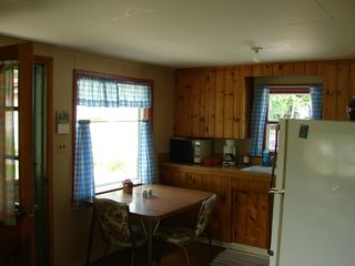 Alpena cottage photo - dining