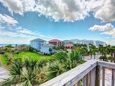 Sleeps 12!! Seagrove Beach House 150' From Ocean w/ Views