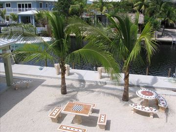 Key Largo house rental - .
