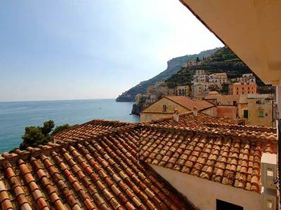 New 1 Bed Self-Catering Units In Minori, Few Steps From The Ocean & Pool Access