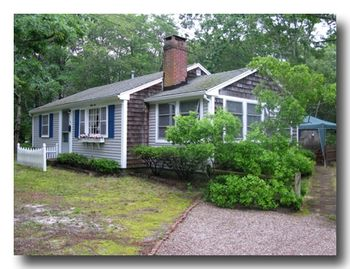 South Yarmouth house rental - Bud's Place