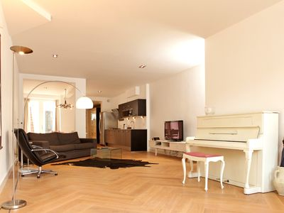 South Amsterdam apartment rental