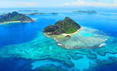 Monuriki Island. Concierge will set up tour to the Tom Hanks Castaway Island!!