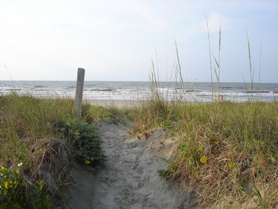 Isle of Palms house rental - Beach Access within Walking or Golf Cart Distance
