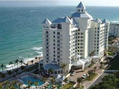 Pelican Grand Beach Resort - Unit is located on the 9th floor oceanfront