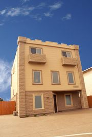Lincoln City house rental - 'Watch the smile on your guests faces as they view 'The Castle' the first time!