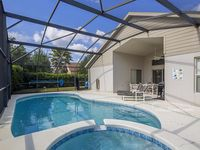 Candy Villa: 4 BR / 3 BA four bedroom house in Clermont, Sleeps 10