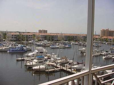 View of the North Basin from Harbor Towers II