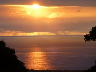Kealakekua Bay apartment rental - Our Sunset View