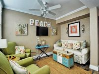 BEACHY CHIC -  with a view of the #1 BEACH IN THE NATION/TripAdvisor 2016