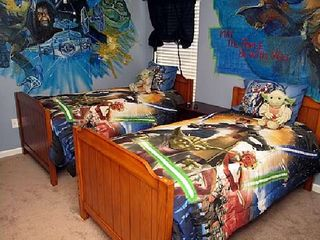 Star Wars Theme Room Suite