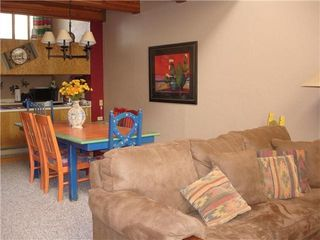 Taos Ski Valley condo photo - Comfy sofas for tired skiers