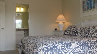Sanibel Island condo photo - master bedroom with updated private ensuite bath