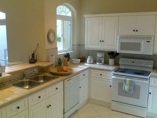 Los Suenos Resort condo photo - Fully equipped gourmet kitchen with oven and toaster oven.