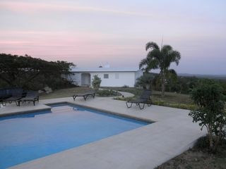 Vieques Island property rental photo - Guest House with pool