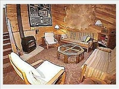 Mount Baker house rental - LIVING