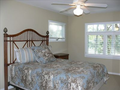 Lovely Queen Bedroom with large, Private Bath and custom closets