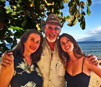Luba, Fred, and Leah are here to assist you when you book through AlohaResorts
