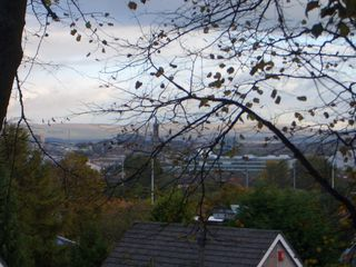 Glasgow & Clyde Valley apartment photo - Fantastic Views across the City to the Campsie Fells an The Trossachs.