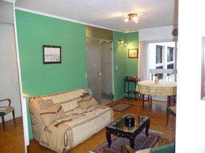 Air-conditioned accommodation, 44 square meters, great guest reviews