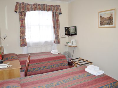 Westminster house rental - Twin room