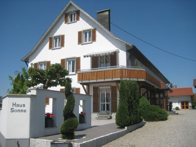 family friendly apartment near Lake Constance