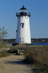 West Tisbury house photo - Edgartown Lighthouse