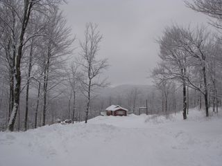 Jay Peak house photo - There's lots of snow and lots to do!