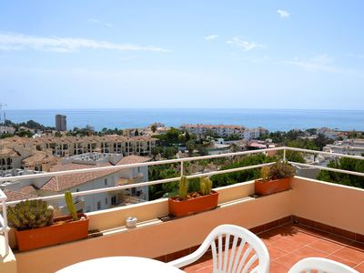 2 Bed Fully Equipped Apt With Amazing Sea View, Walking Distance Of Golf & Beach