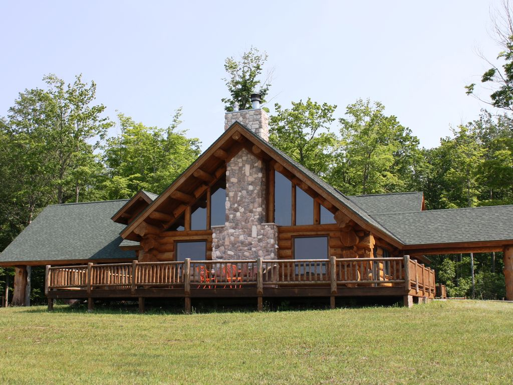 Log Cabin Rentals In Door County Wisconsin