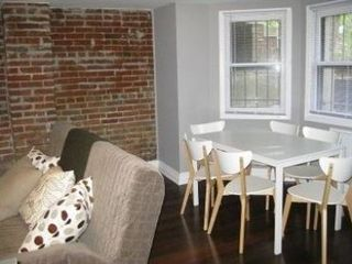 Adams Morgan townhome photo - .