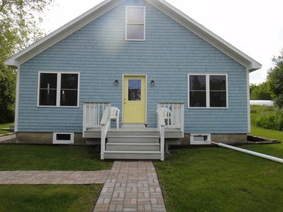 Southwest Harbor cottage rental