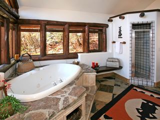 Sundance cabin photo - Master bath