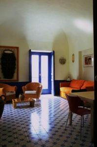 Amalfi coast Casabluette is a panoramic, quiet and delicate Mediterranean house