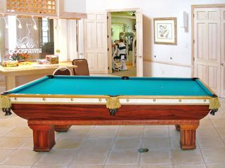 Port Charlotte condo photo - Pool table