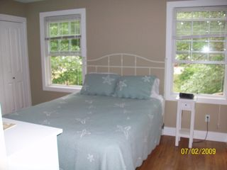 Michigan City house photo - Master Bedroom with private bath