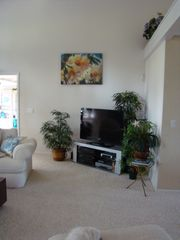 Ponte Vedra Beach condo photo - Large screen tv in great room