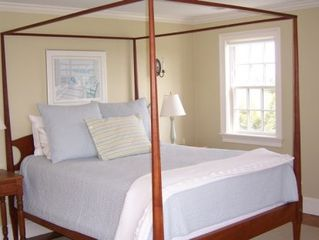 Katama house photo - The Cove House Guest Bedroom Suite