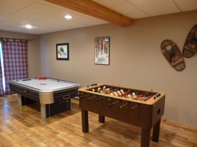 basement games