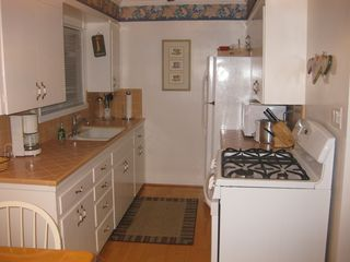Monterey apartment photo - Kitchen, fully equipped, Keurig Coffee Maker