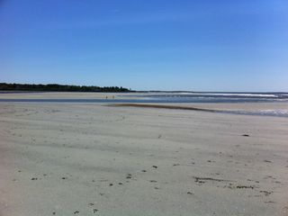 Old Orchard Beach house photo - 7 miles of sandy beach is a great place to take a walk or build a sand castle